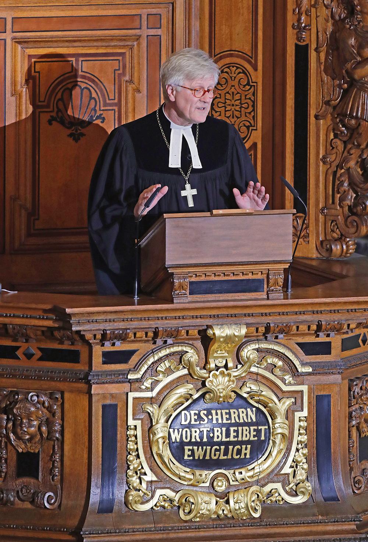 Oberhaupt Der Evangelischen Kirche