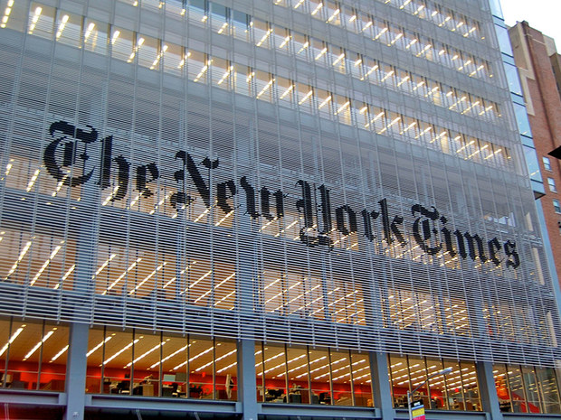 "Das Antisemitismus-Problem der ""New York Times"""